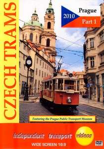 Czech Trams 1 Prague Part 1