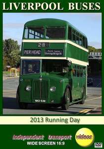 Liverpool Buses - 2013 Running Day