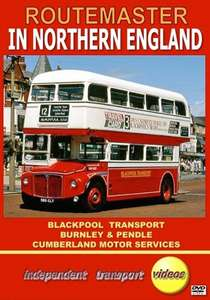 Routemaster in Northern England