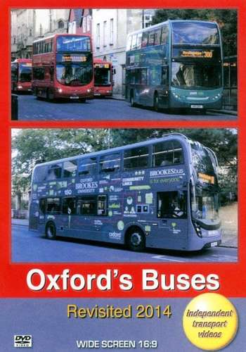 Oxfords Buses Revisited 2014