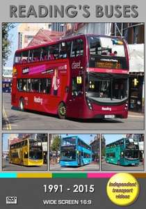 Reading's Buses 1991 - 2015