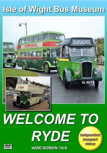 Welcome to Ryde - Isle of Wight Bus Museum