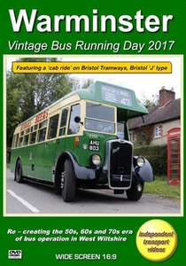Warminster Vintage Bus Running Day 2017