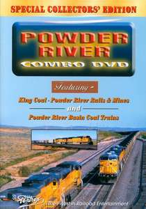 Powder River Combo DVD - 3 Hours