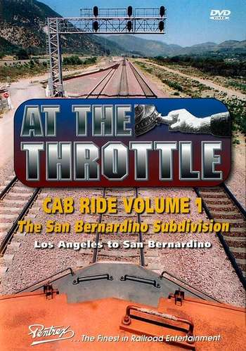 At The Throttle Cab Ride 1