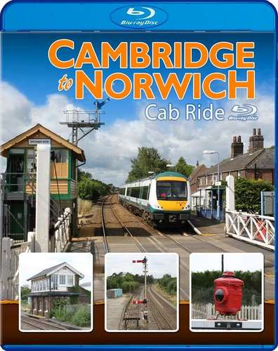 Cambridge to Norwich Cab Ride - Blu-ray