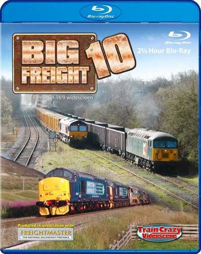 Big Freight 10 - Blu-ray