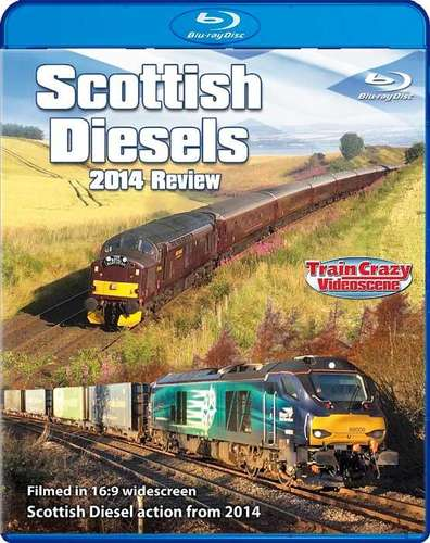 Scottish Diesels 2014 Review - Blu-ray