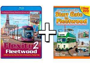 Flexity2 Fleetwood. Blu-ray - Plus Original Starr Gate to Fleetwood on DVD