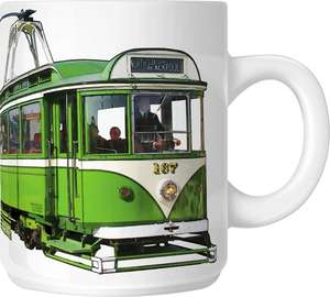 Blackpool Tram Mug Collection 2015 - Blackpool Tram 167