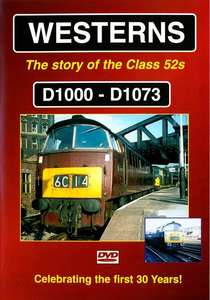 Westerns - The Story Of The Class 52s