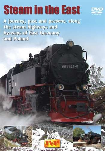 Steam in the East. DVD