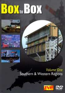 Box to Box Volume 1 - Southern and Western Regions