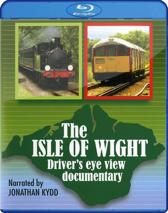 The Isle of Wight: Driver's Eye View Documentary. Blu-ray