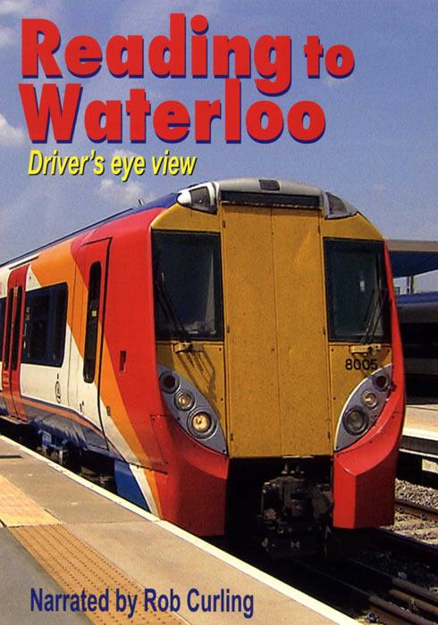 Reading to Waterloo - Driver's Eye View