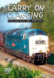Carry On Clagging - English Electric Edition