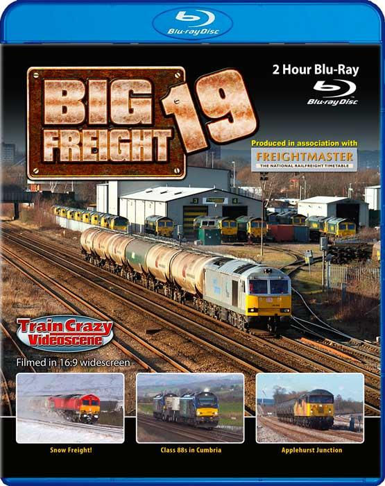 Big Freight 19 - Blu-ray