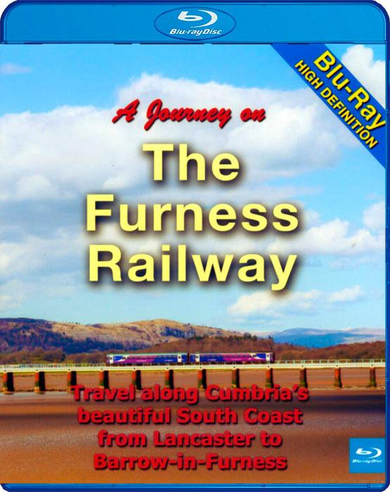 A Journey on the Furness Railway Blu-ray