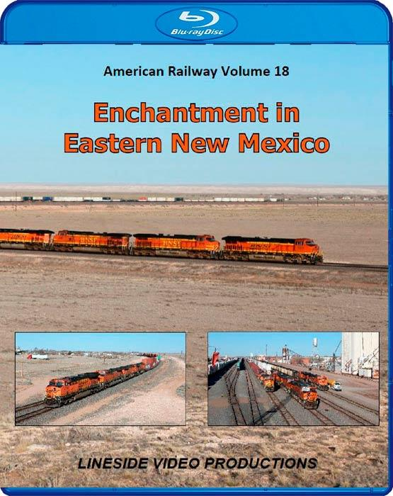 American Railway - Volume 18 - Enchantment in Eastern New Mexico - Blu-ray