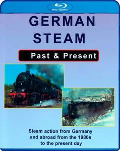 German Steam Past and Present - Blu-ray