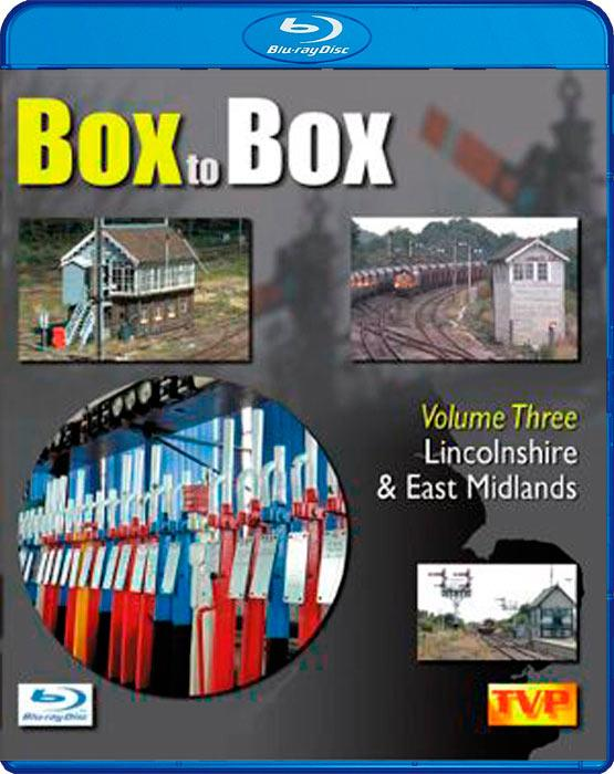 Box to Box Volume 3 - Lincolnshire and East Midlands - Blu-ray