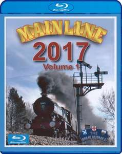 Mainline 2017 Volume 1 - Blu-ray