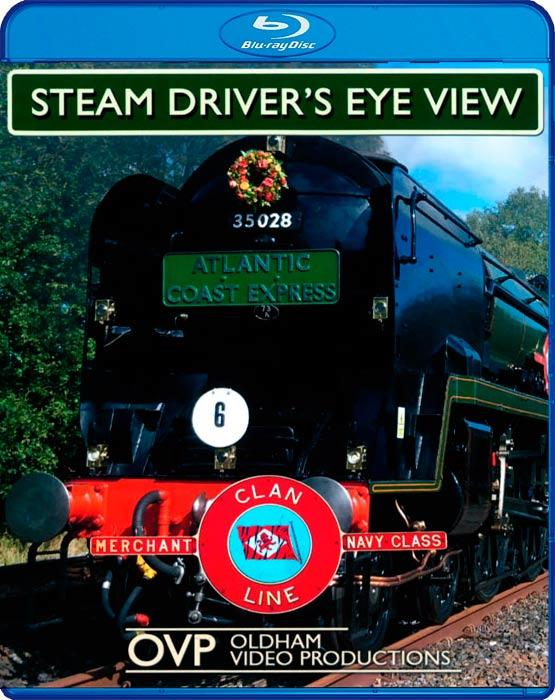 Steam Drivers Eye View - Atlantic Coast Express - Blu-ray