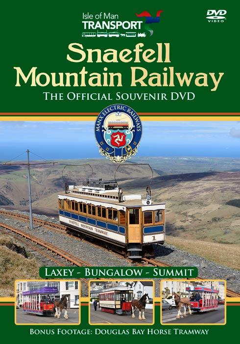 Snaefell Mountain Railway - The Official Souvenir DVD