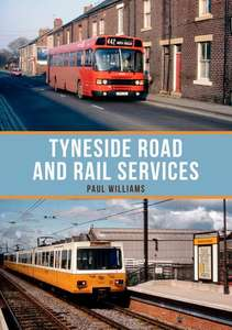 Tyneside Road and Rail Services - Book