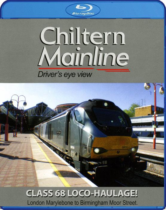 Chiltern Mainline - Drivers Eye View. Blu-ray