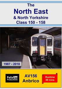 The North East and North Yorkshire 150 - 158 - 1987 - 2018