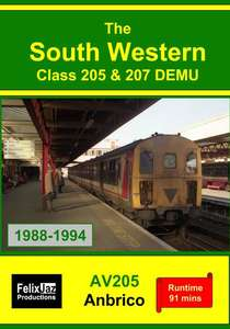 The South Western Class 205 and 207 DEMU