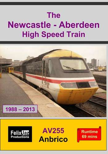 The York - Durham - Sunderland High Speed Train
