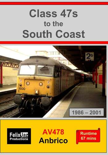 Class 47s to the South Coast