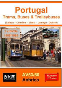 Portugal Trams, Buses & Trolleybuses