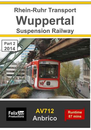 Wuppertal Suspension Railway Part 2 - 2014