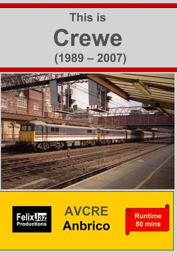 This is Crewe 1989 - 2007