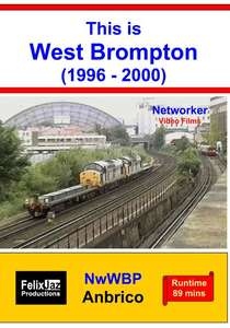 This is West Brompton 1996 - 2000