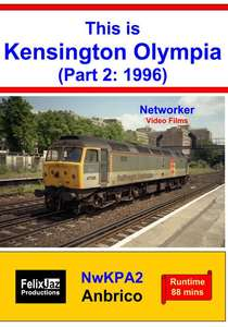 This is Kensington Olympia - Part 2 - 1996