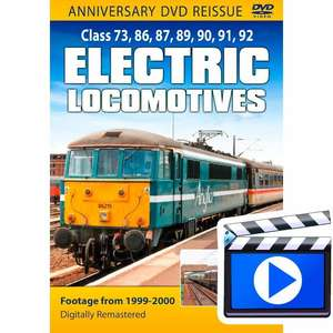 Class 73, 86, 87, 89, 90, 91, 92: ELECTRIC LOCOMOTIVES