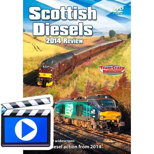 Scottish Diesels 2014 Review