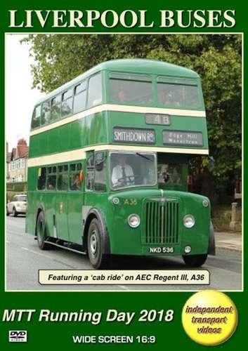 Liverpool Buses - MTT Running Day 2018