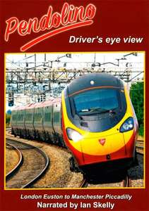 Pendolino: London Euston to Manchester Piccadilly.