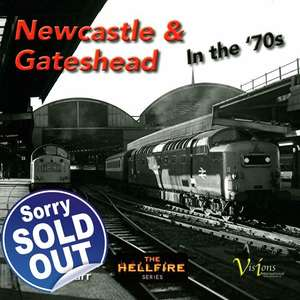 Newcastle and Gateshead in the 70s - Book