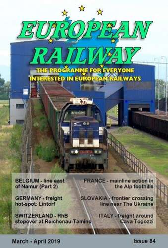 European Railway: Issue 84 DVD