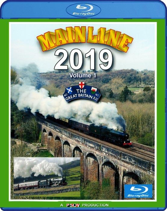 Mainline 2019 Volume 1. Blu-ray