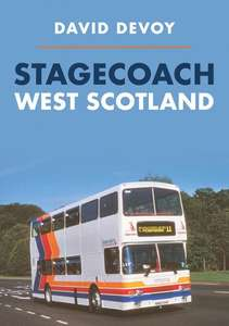 Stagecoach West Scotland (Book)