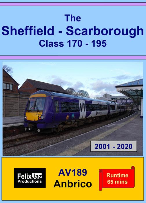 The Sheffield - Scarborough Class 170 - 195