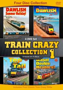 The Train Crazy Collection No.1