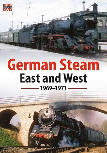 German Steam East and West 1969 -1971